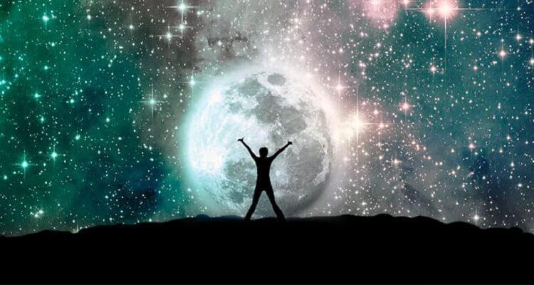 Процесс самопознания человека на фоне планеты