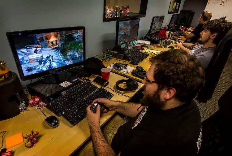 Заработок тестирование компьютерных игр