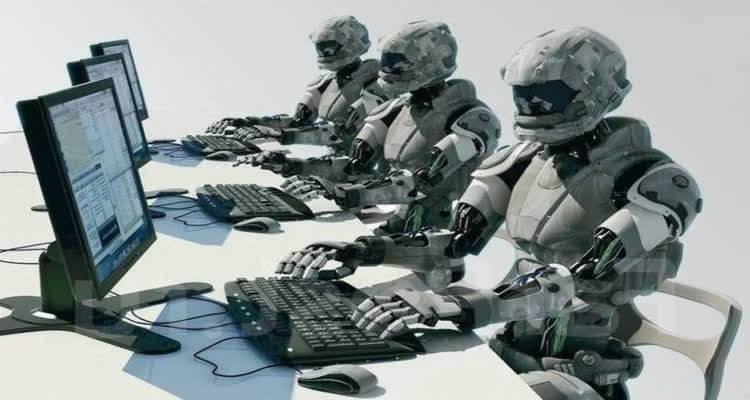 Роботы автоматически зарабатывают деньги на просмотре проектов