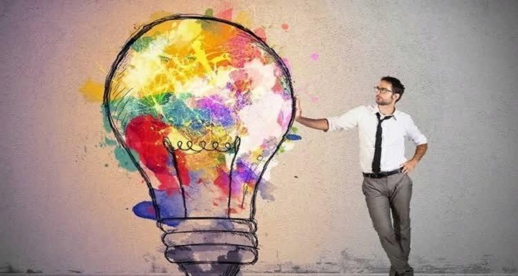 Равновесие в саморазвитии и разноцветная лампа