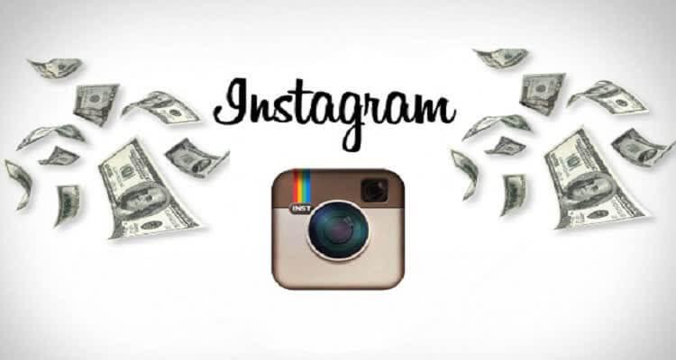 Фотоаппарат и деньги рядом надпись инстаграм